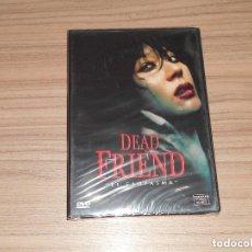 Cine: DEAD FRIEND EL FANTASMA DVD TERROR NUEVA PRECINTADA. Lote 261683515