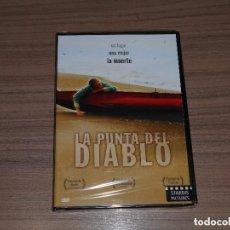 Cine: LA PUNTA DEL DIABLO DVD NUEVA PRECINTADA. Lote 235176145