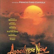 Cine: DVD APOCALYPSE NOW REDUX MARLON BRANDO . Lote 68099545