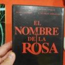 Cine: DVD . EL NOMBRE DE LA ROSA. @@@@. Lote 68099801