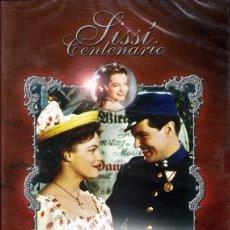 Cine: DVD SISSÍ LA PANADERA Y EL EMPERADOR (PRECINTADO). Lote 121235126