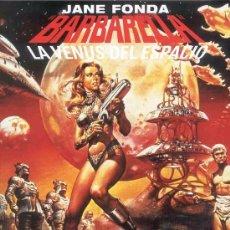 Cine: DVD BARBARELLA LA VENUS DEL ESPACIO JANE FONDA. Lote 68239301