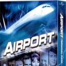 Cine: AEREOPUERTO TERMINAL PACK (AEREOPUERTO /AEREOPUERTO'75/AEREOPUERTO '77/AEREOPUERT 79 - EL CONCORDE. Lote 152566794