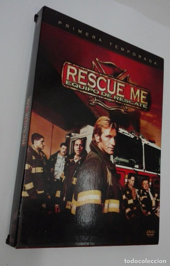 RESCUE ME *** EQUIPO DE RESCATE *** PRIMERA TEMPORADA (Cine - Películas - DVD)