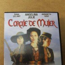 Cine: DVD CORAJE DE MUJER. Lote 68544709