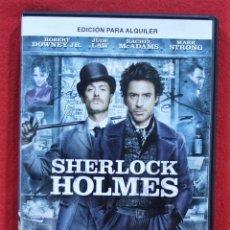 Cine: SHERLOCK HOLMES. Lote 68601085