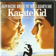 Cine: KARATE KID (EL MOMENTO DE LA VERDAD) DVD PRECINTADA A ESTRENAR. Lote 68634785