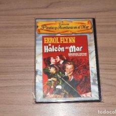 Cine: EL HALCON DEL MAR DVD ERROL FLYNN NUEVA PRECINTADA. Lote 269747588