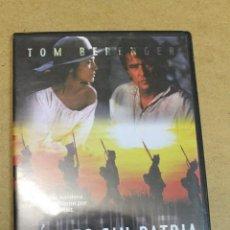 Cine: DVD HEROES SIN PATRIA. Lote 68783229