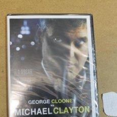 Cine: DVD MICHAEL CLAYTON PRECINTADA. Lote 68785113