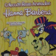 Cinema: PIXIE DIXIE LOS PEQUEÑOS PICAPIEDRA AUTOS LOCOS HANNA BARBERA C DVD 4. Lote 139350896
