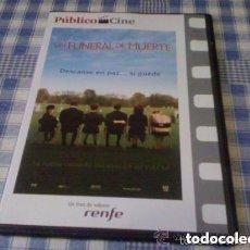 Cine: UN FUNERAL DE MUERTE - PELÍCULA EN DVD - CINE DE HUMOR COMEDIA DRAMA - COLECCIÓN DEL DIARIO PÚBLICO. Lote 68970689