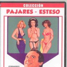 Cine: CARAY CON EL DIVORCIO, FERNANDO ESTESO, DVD, COLECCION PAJARES-ESTESO. Lote 68979141