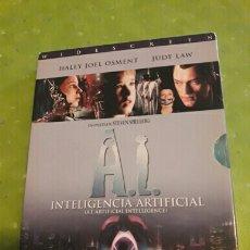 Cinéma: INTELIGENCIA ARTIFICIAL DVD 2 DISCOS . Lote 69305942