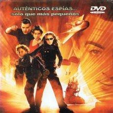 Cine: DVD SPY KIDS ANTONIO BANDERAS . Lote 69465269
