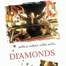 Cine: DVD DIAMONDS KIRK DOUGLAS . Lote 69478121
