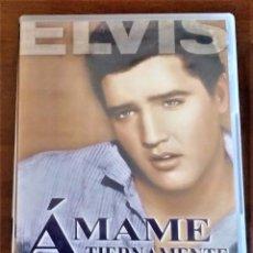 Cine: ELVIS PRESLEY DVD - AMAME TIERNAMENTE (LOVE ME TENDER) PRIMERA PELÍCULA DE ELVIS. Lote 40892127
