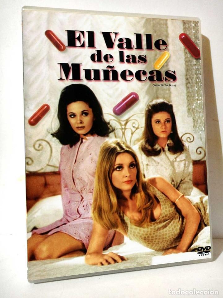 El Valle De Las Muñecas Pelicula Dvd Como Nuevo Vendido En Venta Directa 69550633