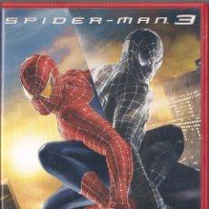 Cine: SPIDER-MAN 3 (SPIDERMAN 3) - SAM RAIMI - DVD COLUMBIA PICTURES 2007. Lote 69558821