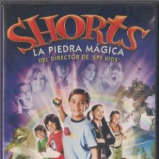 Cine: SHORTS: LA PIEDRA MÁGICA - ROBERT RODRIGUEZ - DVD WARNER 2009. Lote 69558989