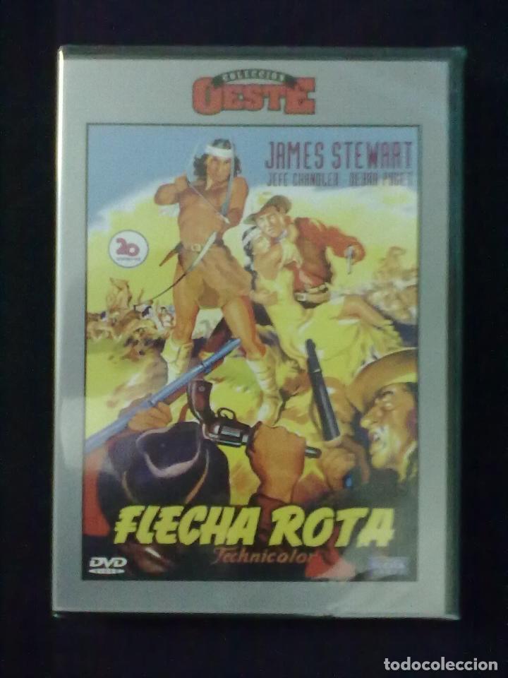 FLECHA ROTA PRECINTADA (Cine - Películas - DVD)