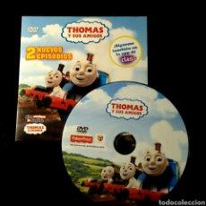 Cine: DVD - THOMAS Y SUS AMIGOS / 2 NUEVOS EPISODIOS. Lote 69692629