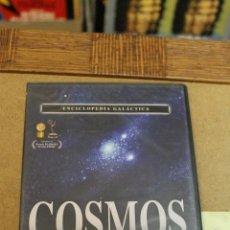 Cine: DVD COSMOS CARL SAGAN ENCICLOPEDIA GALACTICA PRECINTADA. Lote 69724585