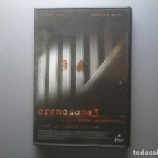 Cine: DVD - CROMOSOMA 3 - DAVID CRONENBERG. 1979. Lote 69758657