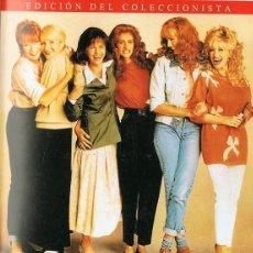 Cine: DVD MAGNOLIAS DE ACERO (EDICIÓN DEL COLECCIONISTA). Lote 69927181