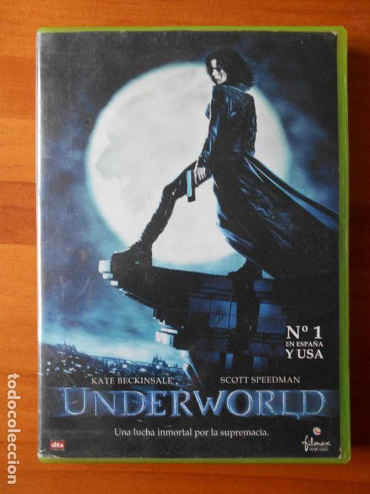 DVD UNDERWORLD - KATE BECKINSALE, SCOTT SPEEDMAN (A6) (Cine - Películas - DVD)