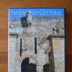 Cine: DVD PATRIMONIO CULTURAL - CASTILLOS II (B6). Lote 70008189