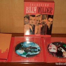 Cine: COLECCION BILLY WILDER VOLUMEN 2 - 5 PELICULAS EN DVD. Lote 197945820