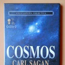 Cine: COSMOS. ENCICLOPEDIA GALÁCTICA - CARL SAGAN. Lote 70062991
