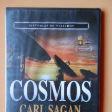Cine: COSMOS. HISTORIAS DE VIAJEROS - CARL SAGAN. Lote 70063003