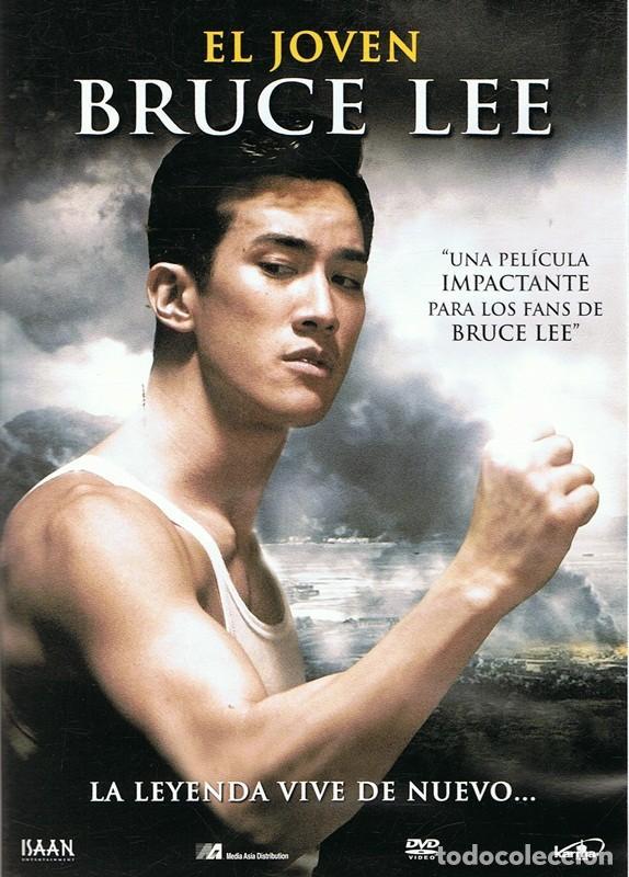 DVD EL JOVEN BRUCE LEE (Cine - Películas - DVD)