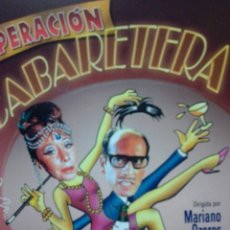 Cine: OPERACION CABARETERA GRACITA MORALES. Lote 70317437