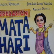 Cine: OPERACION MATAHARI GRACITA MORALES. Lote 70551365