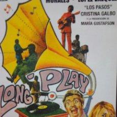 Cine: LONG PLAY GRACITA MORALES. Lote 70552001