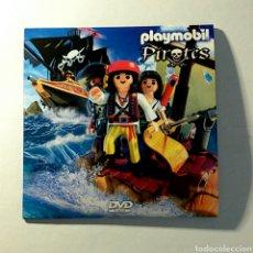 Cine: DVD - PLAYMOBIL- PIRATES. Lote 70678493