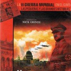 Cine: DVD HITLER,VIVO O MUERTO. Lote 71068489