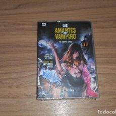 Cine: LAS AMANTES DEL VAMPIRO DVD TERROR NUEVA PRECINTADA. Lote 195369051