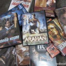 Cine - LOTE 16 DVDS ACCION.. INTRIGA..BUEN ESTADO - 71254455