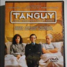 Cine: TANGUY. ¿QUE HACEMOS CON EL NIÑO?. DVD DE LA PELICULA DE ETIENNE CHATILIEZ.. Lote 71481283