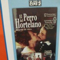Cine: DVD. PERRO DEL HORTELANO@@@@. Lote 71535091