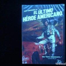 Cine: EL ULTIMO HEROE AMERICANO - DVD NUEVO PRECINTADO. Lote 71546739