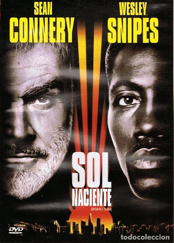 dvd sol naciente sean connery & wesley snipes - Buy DVD Movies at ...