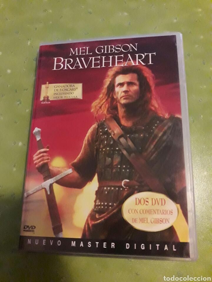BRAVEHEART DVD 2 DISCOS (Cine - Películas - DVD)