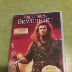 Cine: BRAVEHEART DVD 2 DISCOS . Lote 71727791