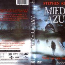 Cine: MIEDO AZUL DVD. Lote 71238323