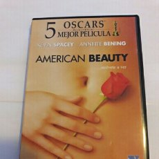 Cine: AMERICAN BEAUTY DVD . Lote 71969765